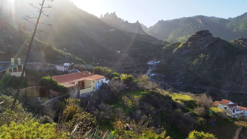 Cottage in the center of Gran Canaria