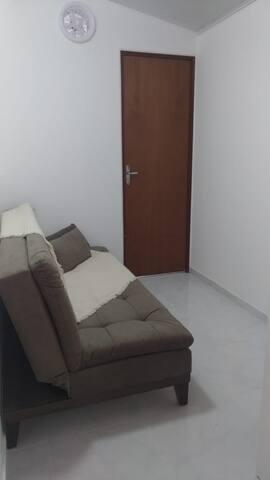 quarto 3 com sofa cama casal