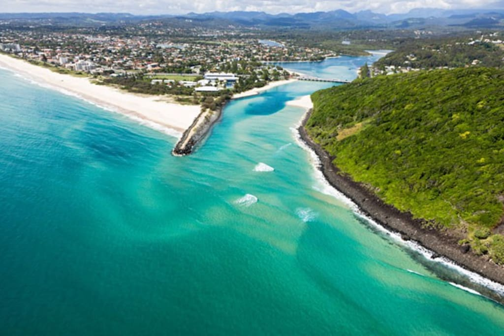 Tallebudgera Creek & Gold Coast Hinterland