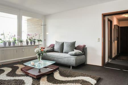 Großes-helles Appartment mit Balkon - Fellbach