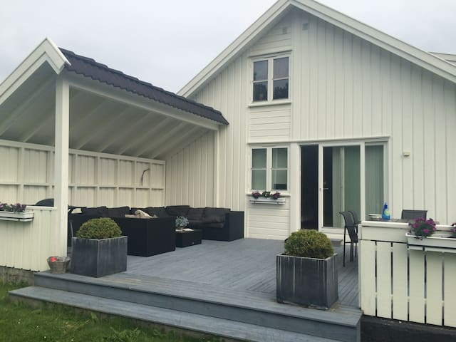 Fantastic house for rent for family / 6 persons - Kristiansand - Ev
