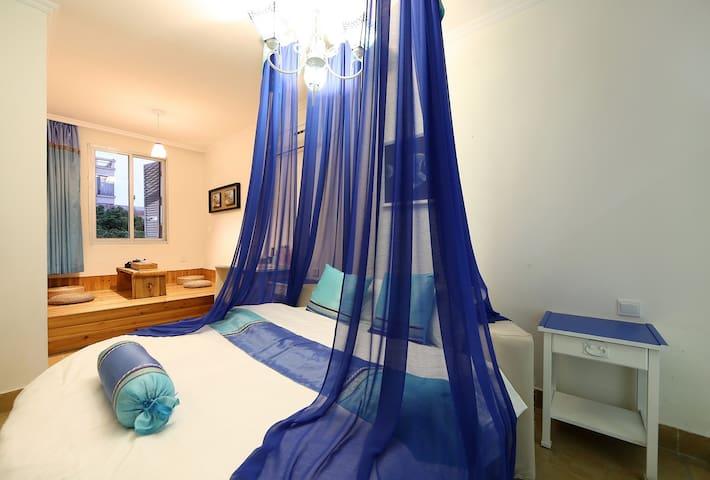 厦门最美离海最近小渔村溪头下村美宿主题精品大床房间出租 - Xiamen - Villa