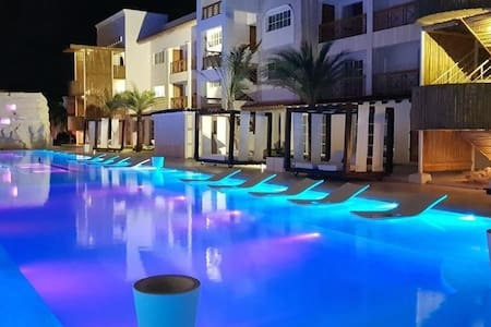 Modern & Exclusive 3BR w/Pool,Wifi&AC @ Cap Cana
