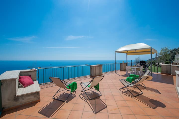 Casa RosaDea - Sosòre Holiday Homes - Amalfi Coast