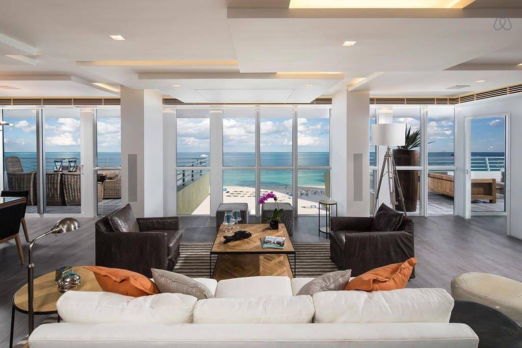 "Bentley Beach 1001 | KARDASHIANS' former penthouse"""