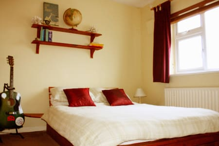 Double Room with Private Bathroom - Raheny - Hus