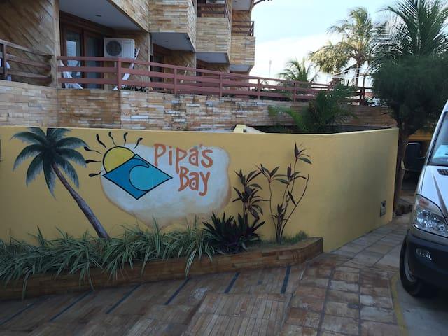 Flat no Pipa's Bay. Praia de PipaRN - Tibau doSul - Apartament