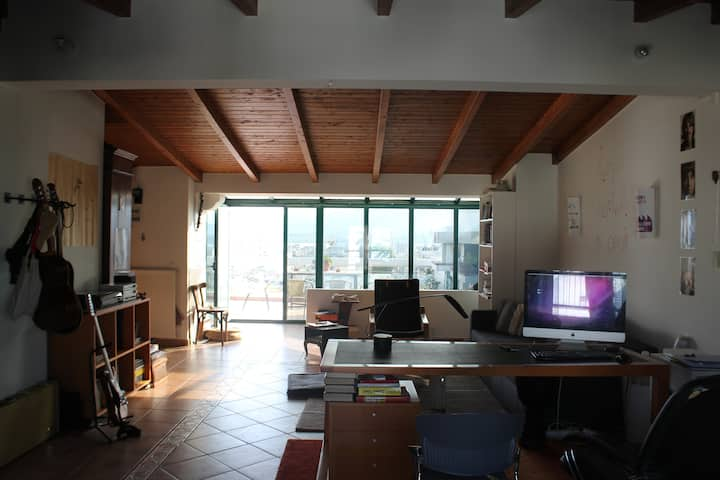 highest penthouse in Volos