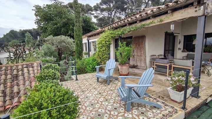 Villa de charme au cœur de la Provence
