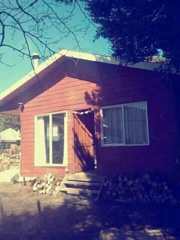 Casa entera en la montaña de Icalma - cordillera