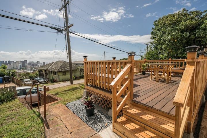 Panoramic Ocean View,16+ guests, patio deck,Costco