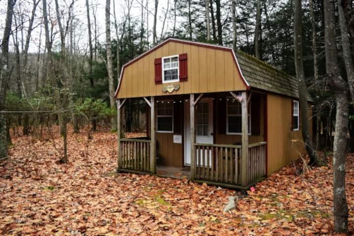 Cabin J at Abrams Creek