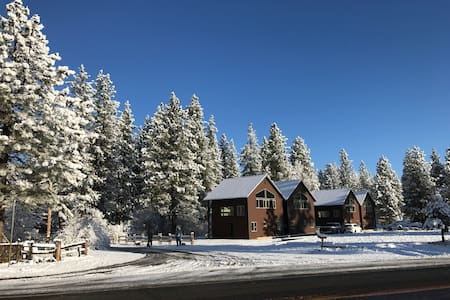 Mt. Lassen Getaway at Two Son's Lodging