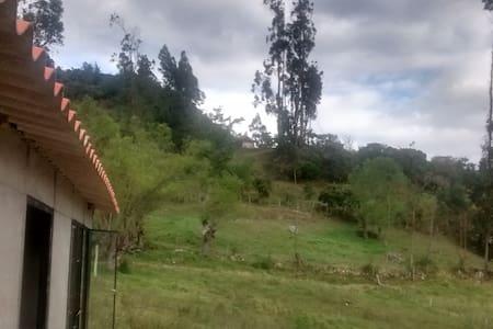 Casa Campestre ECO Turismo - Ramiriquí