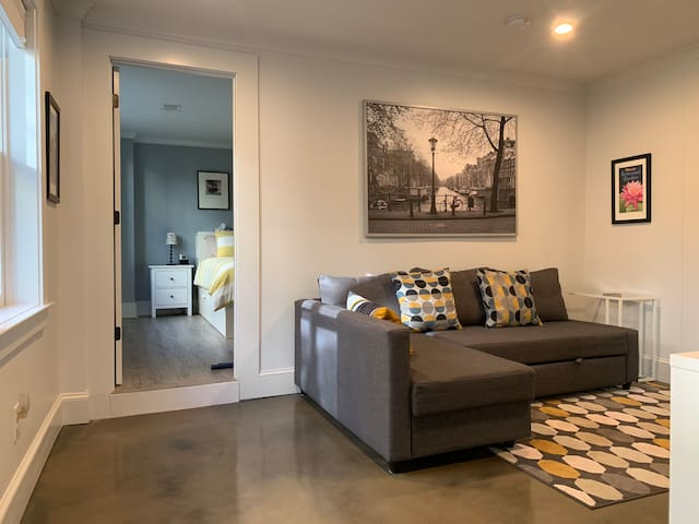 Private Apartment near Piedmont Park and Beltline