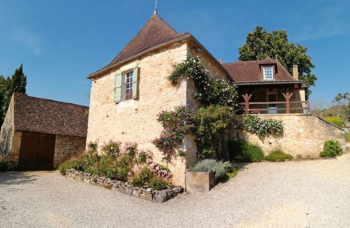 Romantic paradise in Dordogne