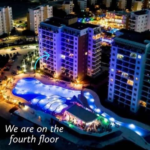 Caesar Resort & Spa - 1 Bed luxury apartment