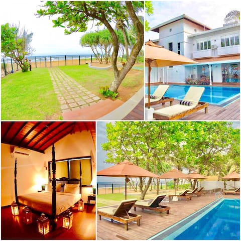 The Sand Castle - Wadduwa - Panadura - Boutique-hotell