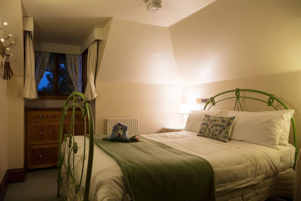 Our cosy Attic Rooms