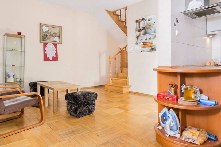 Cozy Flat Nestled in the Heart of Kazimierz