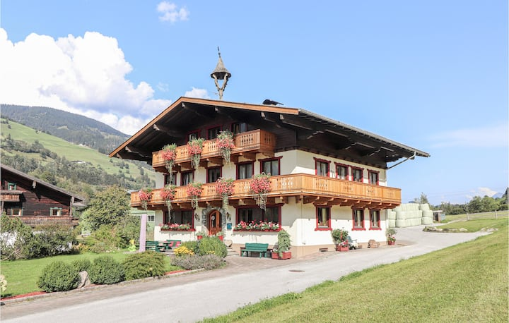 Awesome home in Taxenbach with 1 Bedrooms