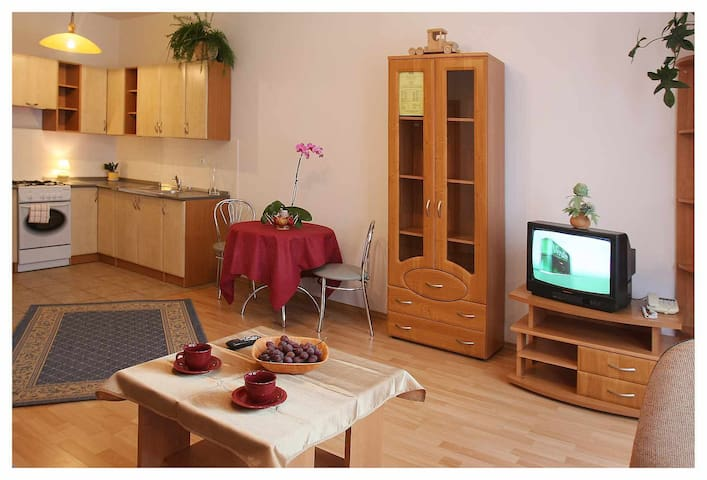 Apartament Dwupokojowy - Konstancin-Jeziorna - Apartamento