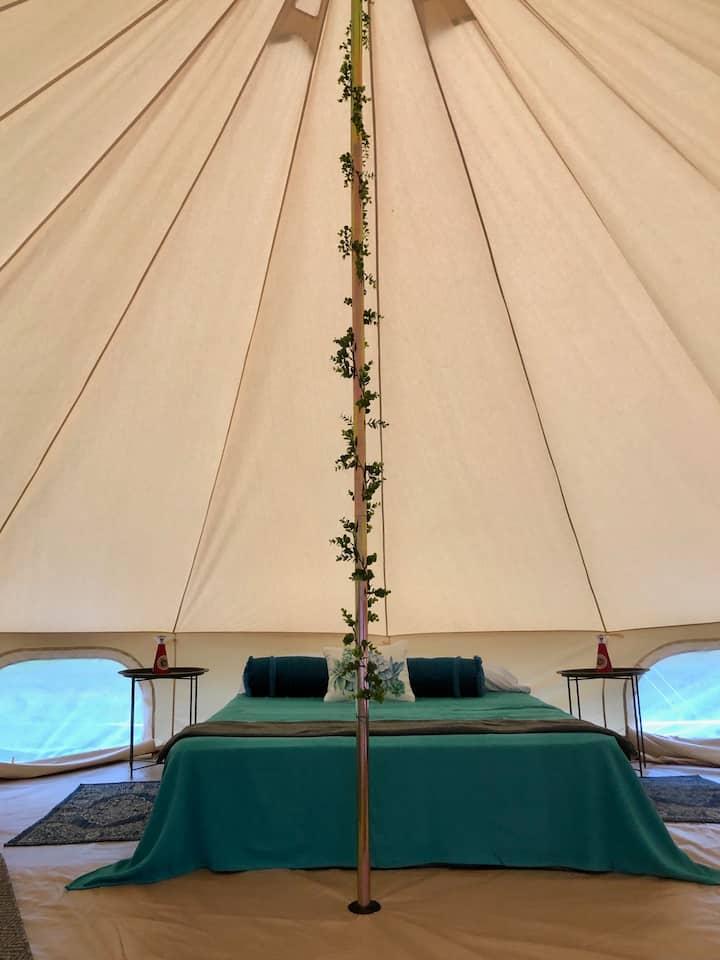 Glamping Yurt #1