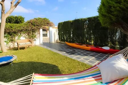 """""""DUNA"""": family house with a nice garden - Pueblo Latino - Hus"""
