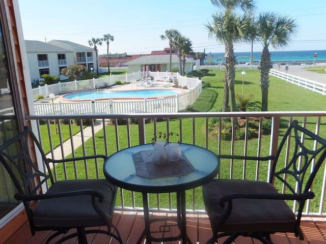 Miramar Beach condo great location and views