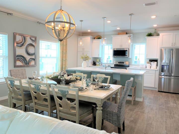 Luxury Townhome in Perdido Key-WALK to BEACH CLUB🍍