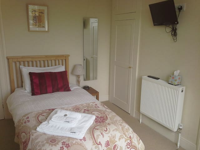 Great B&B, Single Room - Barnstaple