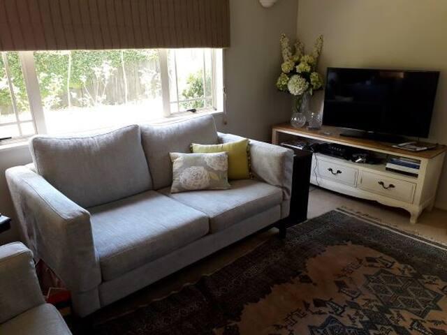 Sunny Room in Convenient Location