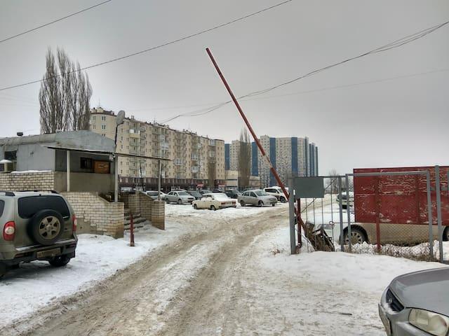 DeLux апартаменты Wind Rose (Роза Ветров) - Volgograd - Apartamento