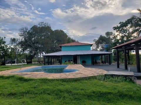 Chácara familiar próxima ao Jalapão (Ponte Alta)