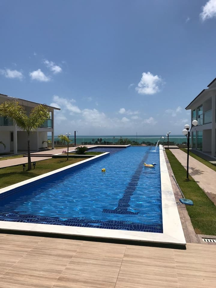 Duplex / Bangalô em Jacuma no conde PB.