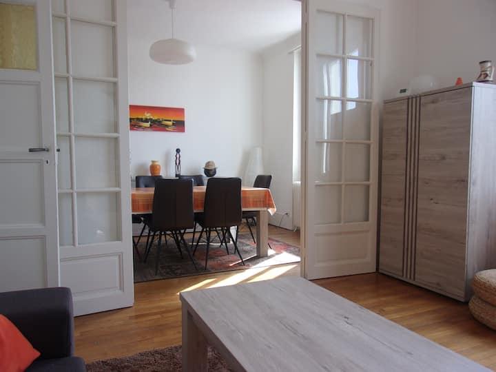 Appartement 80m2 Dijon - Très proche centre ville