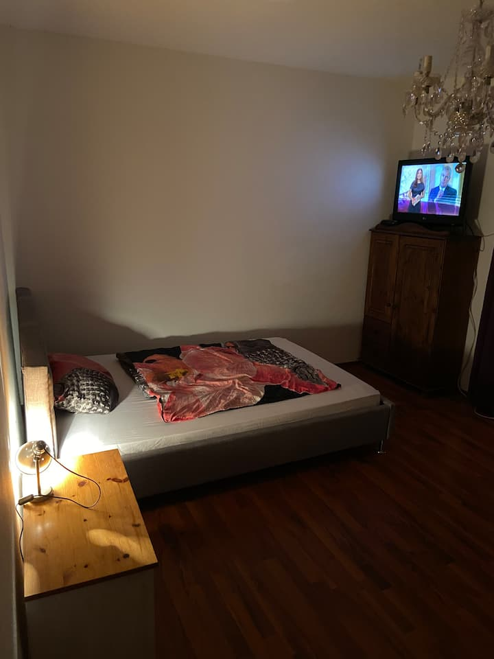 Ankommen - Wohlfühlen Zimmer 2 NATURE