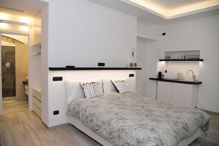 Civico29 rooms&breakfast  room Oleandra colazione