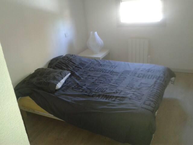 Chambre très calme et lumineuse