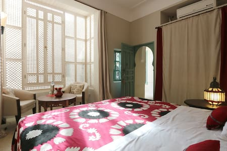 Dar Ayur- chambre de la Musique - Marrakesh