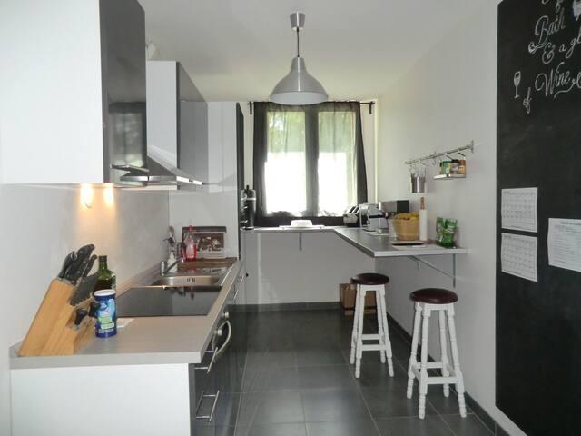 Appartement 60m2 lumineux et chaleureux