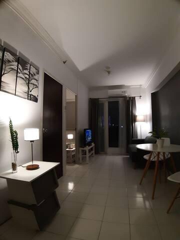Entire Unit  2BR Apartment in Mutiara Bekasi