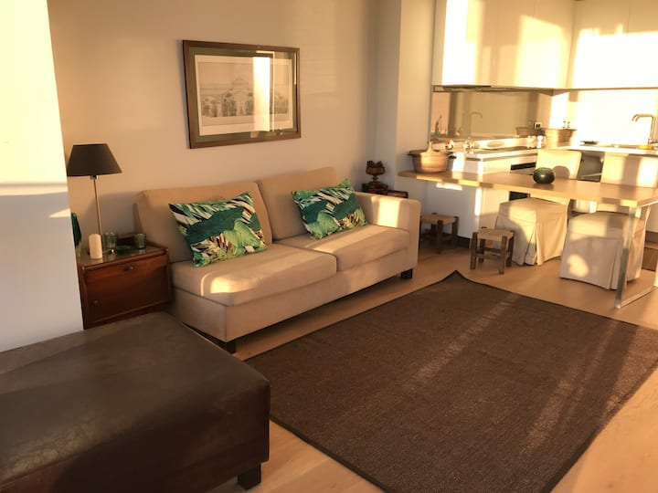 2 bedroom  residence with fully Maslak view