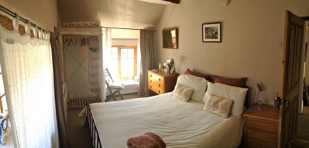 Kingsize room in lovely Georgeham - Georgeham - Wikt i opierunek