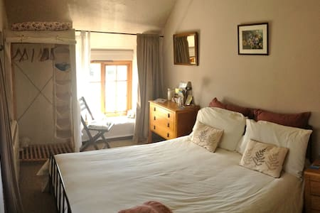 Kingsize room in lovely Georgeham - Georgeham - Bed & Breakfast