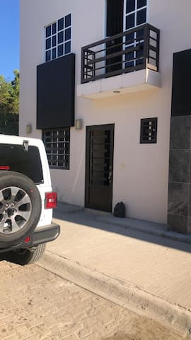 Como departamento entrada sur de Mazatlán