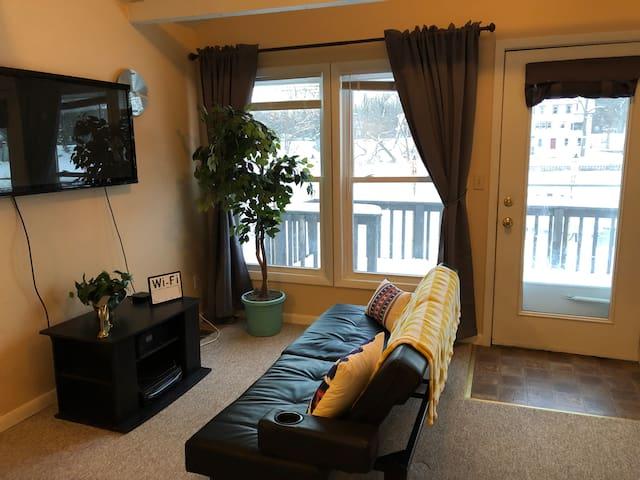 The Cozy, Comfy Cottage