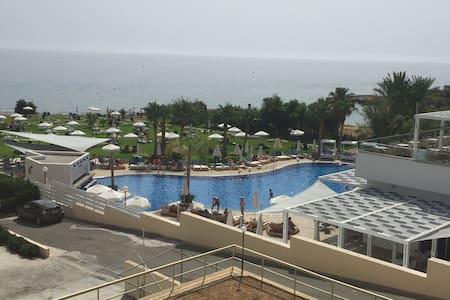Beach front suite 25 Protaras
