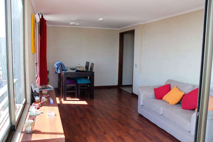 Habitación privada con baño privado en Stgo Centro - Santiago