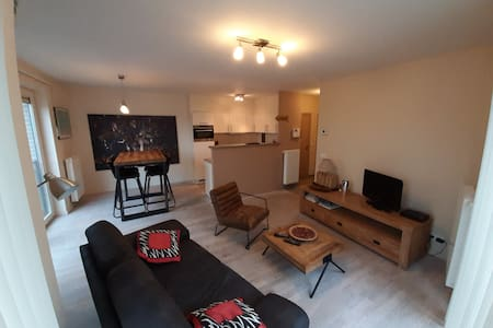 Self-catering apartment, not far from Brussels
